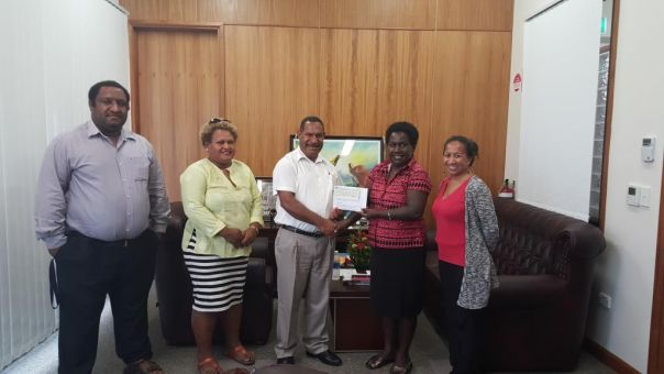 PNG High Commission in Honiara Supports SIWIBA